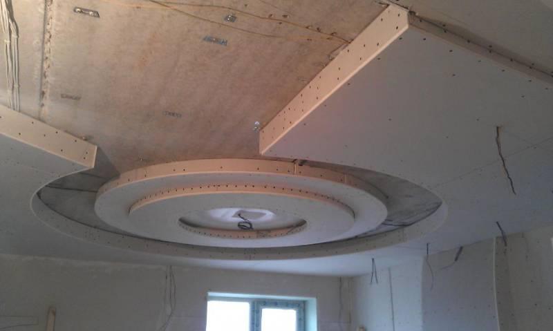глянцевый натяжной потолок  (2)
