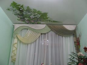 Потолки с фотопечатью