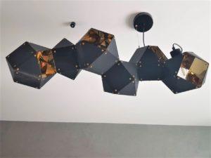 люстра для современного натяжного потолка