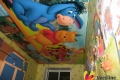 натяжные потолки фото в детскую