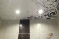 Точечные светильники для натяжных потолков в ванной