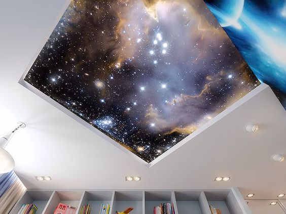 звездное небо слайдер 2