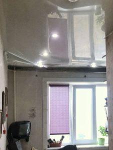 недорогие натяжные потолки харьков