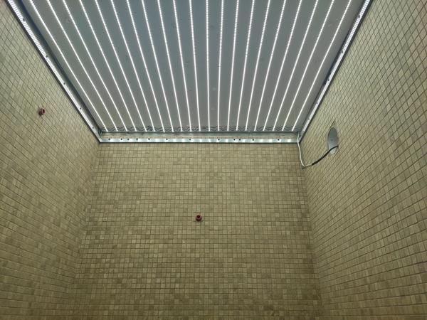 натяжные потолки лайтбокс